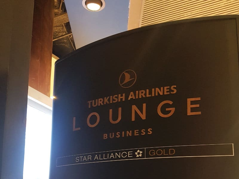 Neue Turkish Airlines Business Class Lounge Istanbul - Zugang und Lage