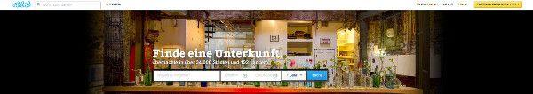 Neuer 35 EUR Gutschein bei Airbnb für Neu- und Bestandskunden