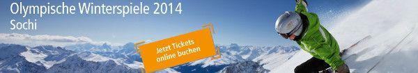 Olympische Winterspiele in Sochi – Lastminute Tickets für die Spiele – Seien Sie live dabei