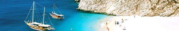 Flugreise 1 Woche Türkische Riviera 4 und 5 Sterne Hotels – All Inclusive ab 237 EUR