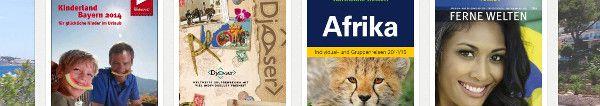 Jetzt den Sommerurlaub planen: Reisekataloge gratis anfordern. Alles dabei, von Sauerland bis Afrika