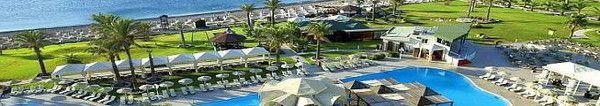 Griechische Luxuswoche direkt am Meer:  Flüge nach Rhodos und 7 Nächte im 5 Sterne Hotel mit HP für 483 EUR (4 Nächte ab 240 EUR)