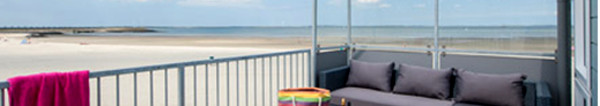 Roompot Beach House – Urlaub mitten auf dem Strand