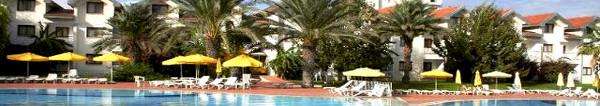 7 Tage im 5 Sterne Hotel Salamis Bay Conti Resort Nordzypern: 375 EUR  Urlaub mit Flug, Halbpension und Transfers