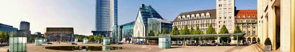 Leipzig 4 Sterne Tryp by Wyndham Hotel für 49 Euro per Doppelzimmer mit Frühstück