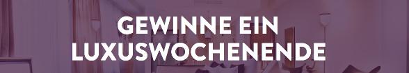 Gewinnspiel: DISCAVO verlost eine Wochenendreise im Superior Design Hotel east Hamburg inklusive An- und Abreise