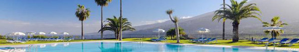 7 Nächte in stilvoller 4 Sterne Hotel Suite in Puerto de la Cruz, Teneriffa Strandurlaub mit Flug und Transfer nur 366 EUR