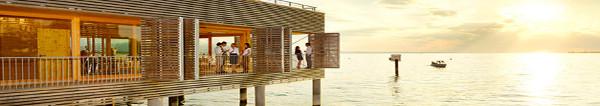 Wellness Schnäppchen: Bodensee – Luxus am Kaiserstrand inkl. 3-Gänge Menü und 900qm Wellnessbereich