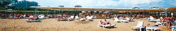 Türkische Riviera mit Flug und 4 Sterne All Inclusive: 8 Tage ab 224 EUR