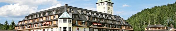 Schloss Elmau - Luxushotel und Tagungsort beim G7 Gipfel