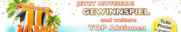 Gewinnspiel: 10 Jahre WEG DE – jede 10. Reise geschenkt – 10 Tage Ibiza Urlaub zu gewinnen
