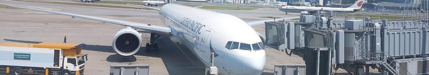 Mit Cathay Pacific nach Asien, Australien und Neuseeland reisen: 50 Euro Sofortrabatt auf Flüge nach Australien
