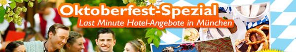 Oktoberfest in München: Hotelzimmer ab 45 Euro p.P. inkl. Frühstück – Neueröffnung zum Oktoberfest