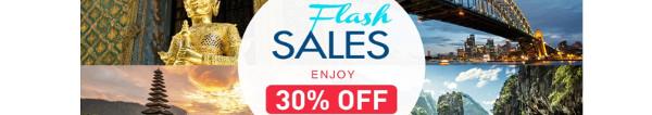 Hotel Flash Sale bei Accor 30% Rabatt und kostenloses Frühstück