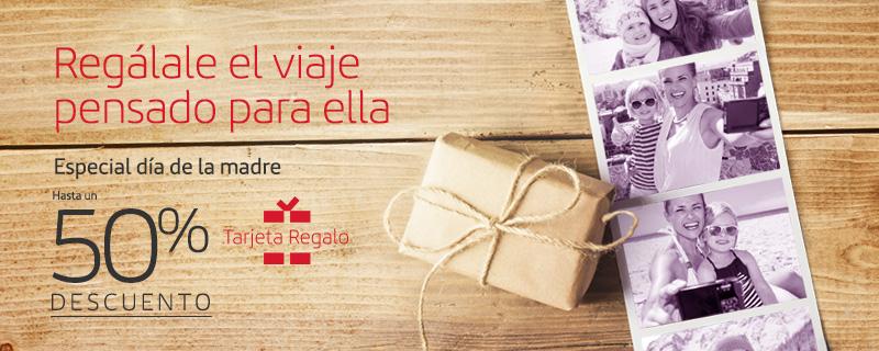 Iberia Geschenkgutscheine bis zu 50% reduziert