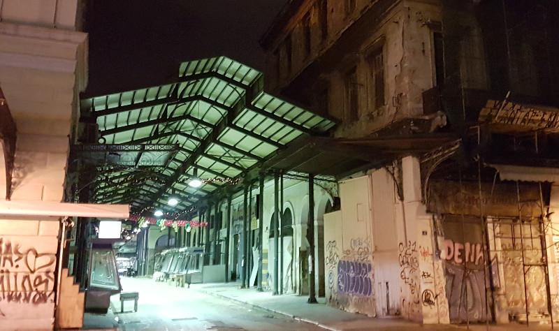 Inmitten des alten Marktviertels - Fresh Hotel Athen