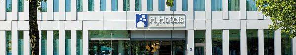 H2 Hotel in München: Übernachtung mit Frühstück zu zweit für 59 EUR ★ Hotmiles Mitglieder erhalten zusätzlich bis zu 20% Rabatt