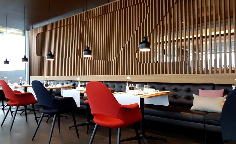 SWISS Airlines First Class Lounge Zürich