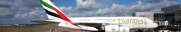 Codeshare Flüge mit Emirates Airline und flydubai