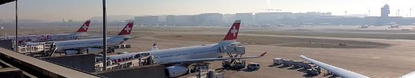 20 Euro Gutscheine für SWISS Flüge über Zürich
