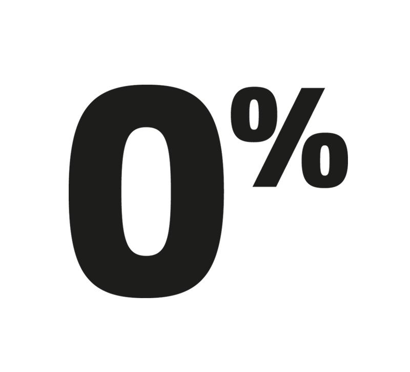 Reisefinanzierung mit Null Prozent