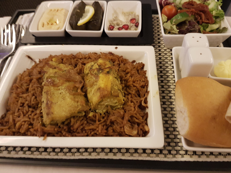 Saudi Arabian Airlines Business Class Erfahrung