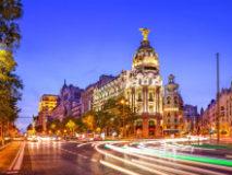 Hotel HRS Deals Madrid: Besuchen Sie die Hauptstadt Spaniens – 129 Euro