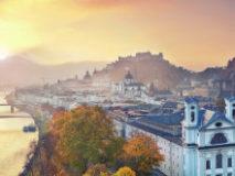 Hotel HRS Deals Salzburg: Besuchen Sie das wunderschöne Salzburg – 51 Euro