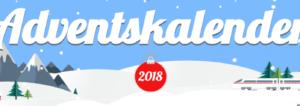 Adventskalender Gewinnspiel der Deutschen Bahn und anderer Anbieter: Tägliche Gewinne vom Reiseführer bis zur Pauschalreise