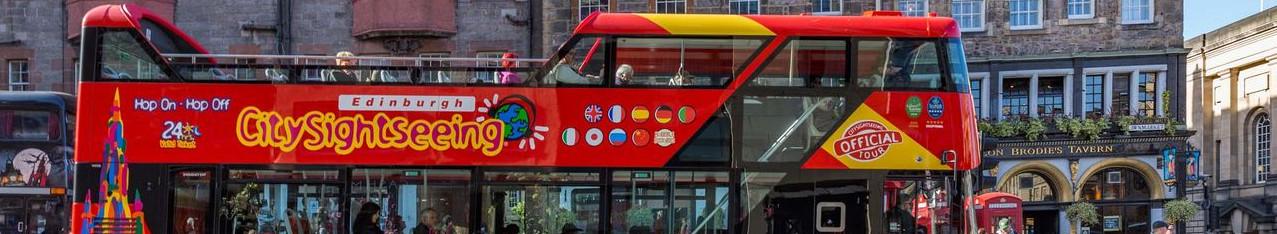 Discounts für City Sightseeing Bustouren mit dem aktuellen Gutschein Code