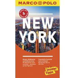 Marco Polo Reiseführer New York, USA