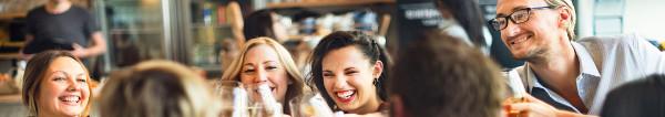 Neue Restaurants entdecken – Reserviere online einen Tisch in über 17000 Restaurants