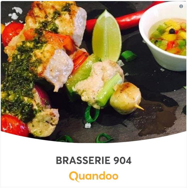 Quandoo Brasserie 904