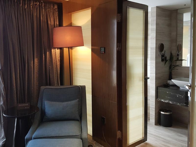 Deluxe Hotelzimmer, Executive Etage im Accor Pullman Hotel Shanghai Jing'an
