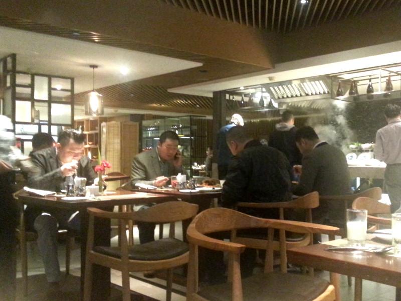 Accor Pullman Hotel Shanghai Skyway Frühstück Erfahrung GINGEMBRE 15
