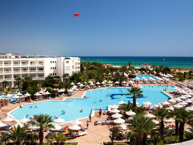 Urlaubsreise Hotel Vincci Marillia, Hammamet, Tunesien bei Lidl Reisen - Urlaub Hammamet, Tunesien