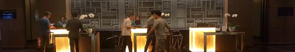 Neu gestaltet Golden Lounge von Malaysia Airlines in Kuala Lumpur