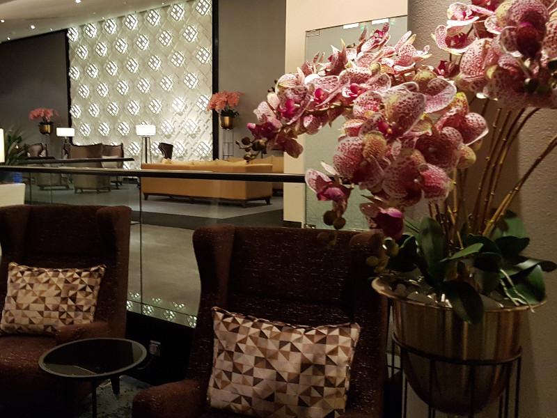 Malaysia Airlines First Class Lounge Golden Lounge nach Wiedereröffnung