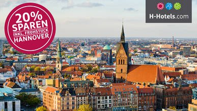 Hotel Deal Hannover bei H-Hotels