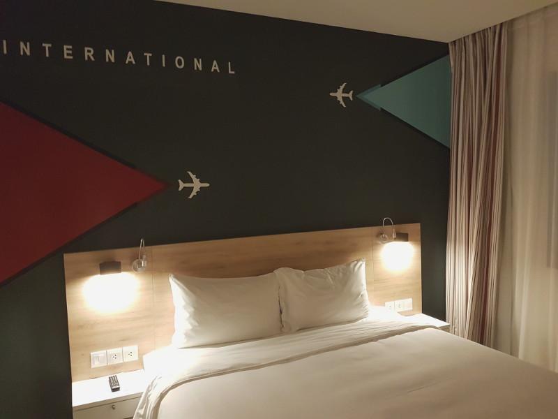 Zimmer im ibis Saigon Airport Hotel