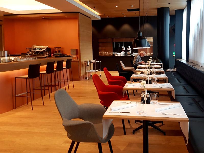 SWISS Airlines First Class Lounge Zürich A Gates
