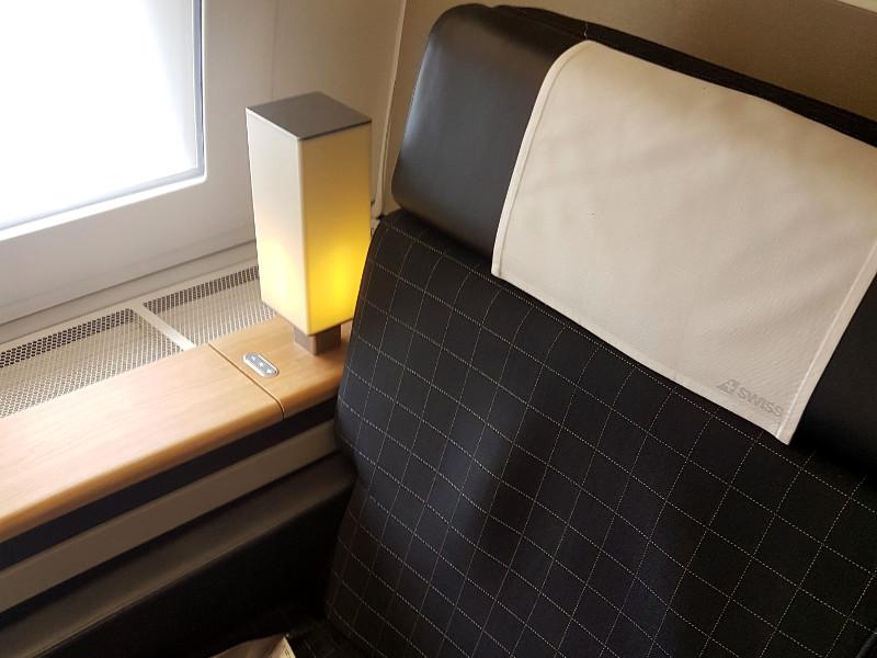 SWISS Airlines First Class Erfahrung Boeing 777-300ER