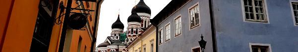 Mini Kreuzfahrt Tallinn - Stockholm
