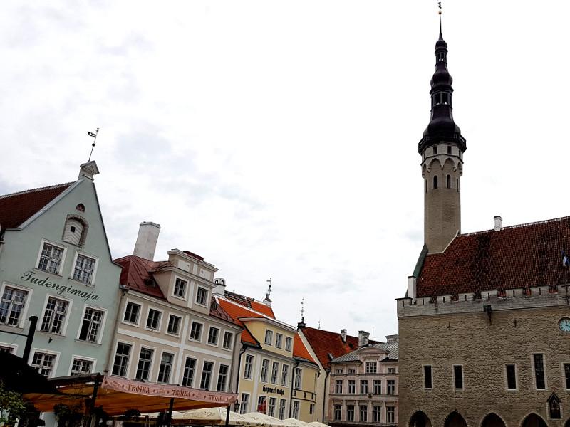 Mini Kreuzfahrt von Tallinn nach Stockholm - Sightseeing in Estland