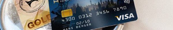 Hilton Honors Gold Status mit Kreditkarte