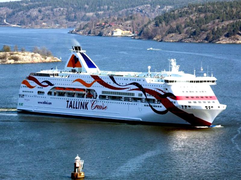 MiniCruise von Tallinn nach Stockholm von Hansetouristik
