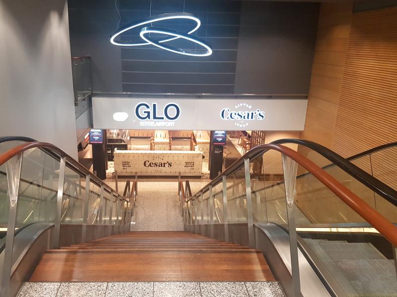 GLO Airport Hotel Helsinki - Ideale Lage direkt im Ankunftsbereich der Flughafens