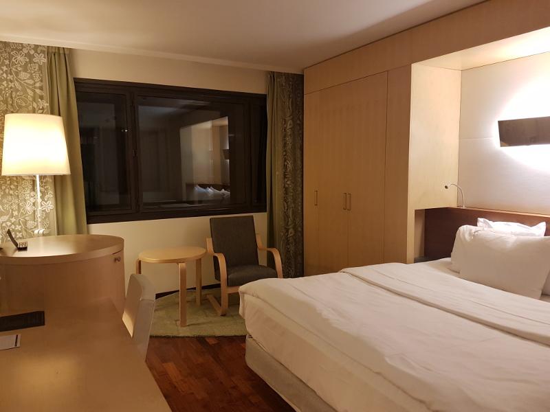 Hilton Helsinki Airport Hotel - Hotelzimmer