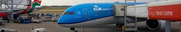 KLM Business Class Angebote - Dreamliner Erfahrungen