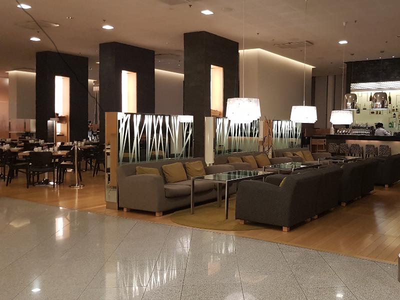 Hilton Helsinki Airport Hotel - Hotelrestaurant und Bar Gui